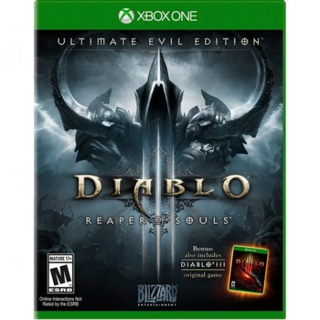 Diablo III: Reaper of Souls ? Ultimate Evil Edition - Xbox One  - foto principal 1