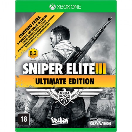 Sniper Elite 3 ULTIMATE EDITION- Xbox One  - foto principal 1