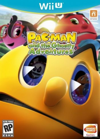 Pac-Man and the Ghostly Adventures - WiiU