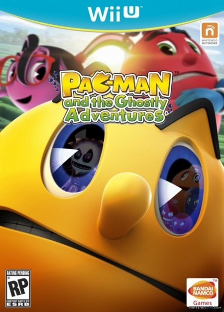 Pac-Man and the Ghostly Adventures - WiiU  - foto principal 1