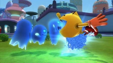 Pac-Man and the Ghostly Adventures - WiiU  - foto principal 3