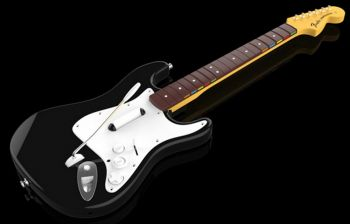 Jogo Rock Band 4 com Guitarra Original Wireless  - foto 3