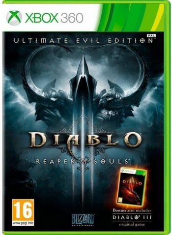Diablo III: Reaper of Souls – Ultimate Evil Edition - Xbox 360