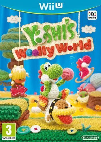 Yoshis Woolly World - WiiU