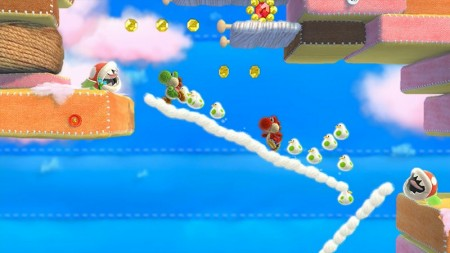 Yoshis Woolly World - WiiU  - foto principal 4