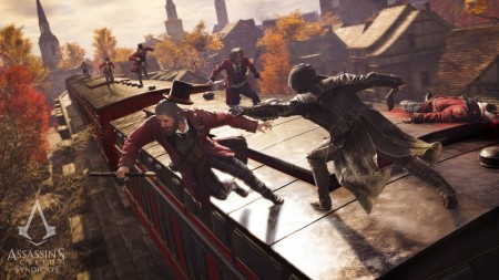 Assassins`s Creed Syndicate - PS4  - foto principal 5