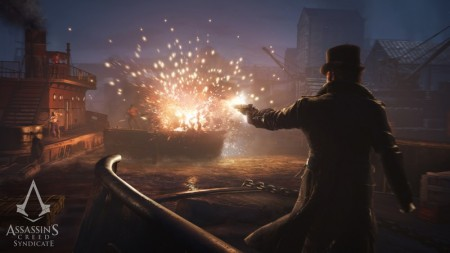 Assassins`s Creed Syndicate - PS4  - foto principal 4