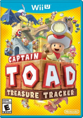 Captain Toad: Treasure Tracker - WiiU