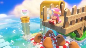 Captain Toad: Treasure Tracker - WiiU  - foto 5