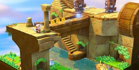 Captain Toad: Treasure Tracker - WiiU  - foto principal 2