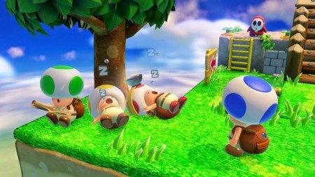 Captain Toad: Treasure Tracker - WiiU  - foto principal 3