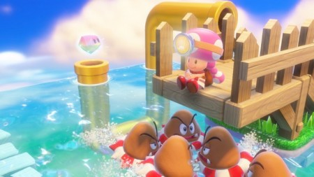 Captain Toad: Treasure Tracker - WiiU  - foto principal 4