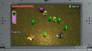 Zelda: Tri Force Heroes - 3DS  - foto 5