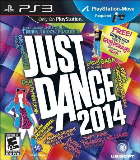 Just Dance 2014 - PS3  - foto principal 1