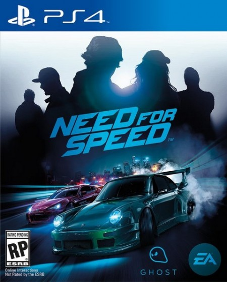 Need For Speed - PS4  - foto principal 1