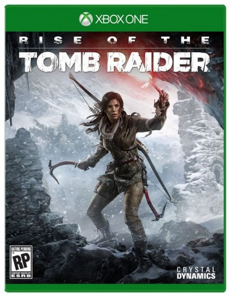 Rise of the Tomb Raider - Xbox One  - foto principal 1