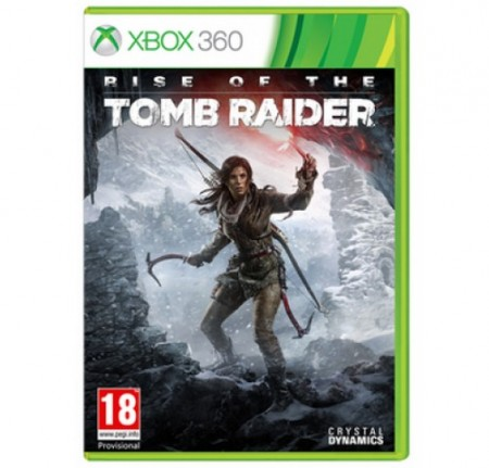 Rise of the Tomb Raider - Xbox 360  - foto principal 1