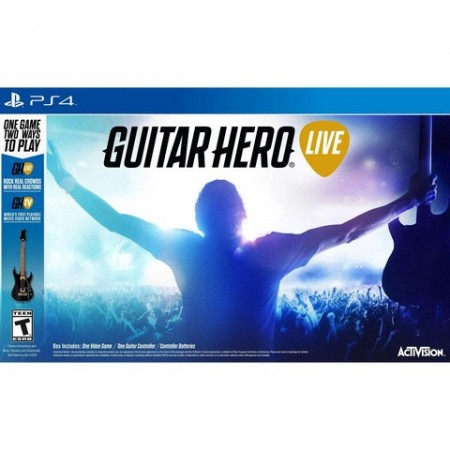 Guitar Hero Live - PS4  - foto principal 1