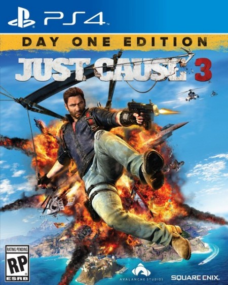 Just Cause 3 - PS4  - foto principal 1