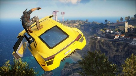 Just Cause 3 - PS4  - foto principal 2