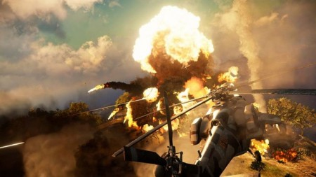 Just Cause 3 - PS4  - foto principal 3