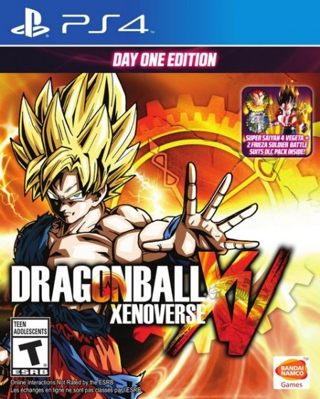 Dragon Ball Xenoverse - PS4  - foto principal 1