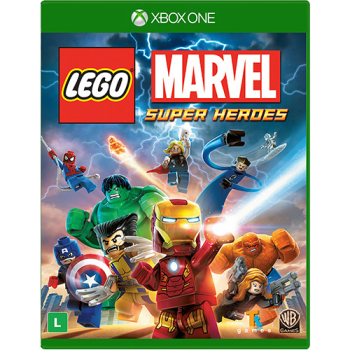 Lego Marvel Super Heroes Videogame - Xbox One