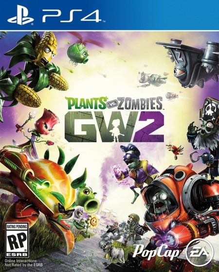Plants vs. Zombies Garden Warfare 2 - PS4  - foto principal 1