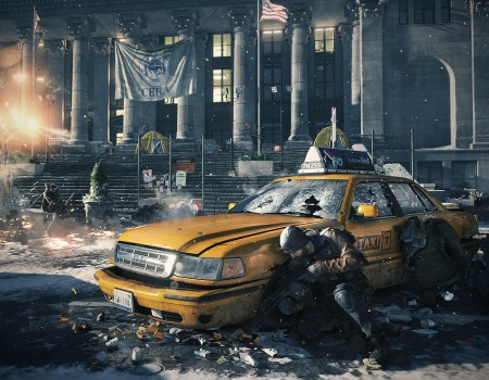 Tom Clancy's The Division - Xbox One  - foto principal 7