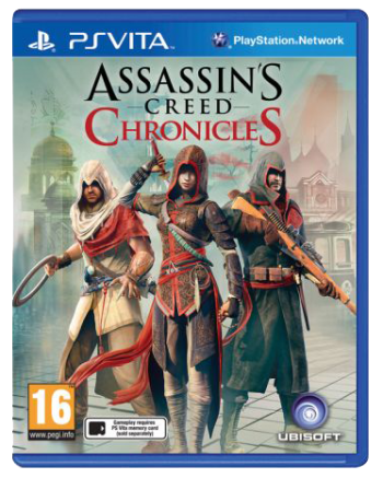 Assassin's Creed® Chronicles: Trilogy - PS Vita