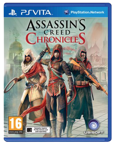 Assassin's Creed® Chronicles: Trilogy - PS Vita  - foto principal 1