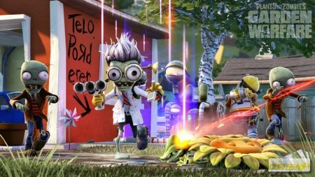 Plants vs Zombies Garden Warfare - Xbox 360  - foto principal 4