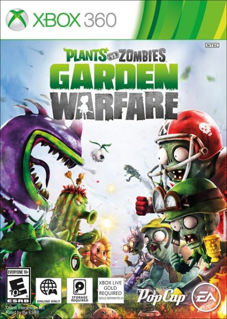 Plants vs Zombies Garden Warfare - Xbox 360  - foto principal 1