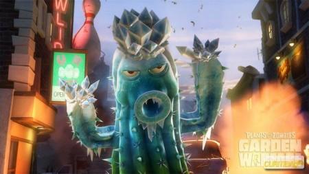 Plants vs Zombies Garden Warfare - Xbox 360  - foto principal 5
