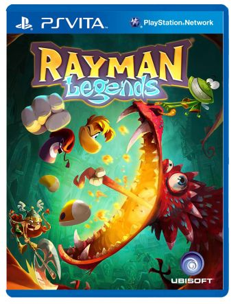 Rayman® Legends - PS Vita