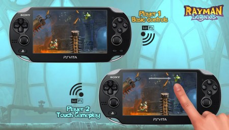 Rayman® Legends - PS Vita  - foto principal 2