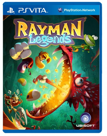 Rayman® Legends - PS Vita  - foto principal 1