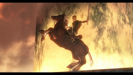 The Legend of Zelda: Twilight Princess HD - Wii U  - foto principal 5