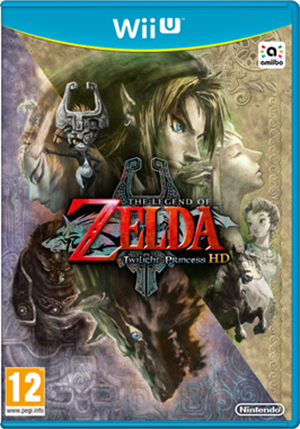 The Legend of Zelda: Twilight Princess HD - Wii U  - foto principal 1