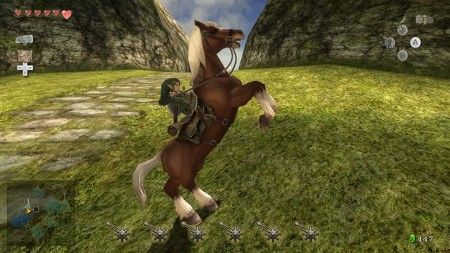 The Legend of Zelda: Twilight Princess HD - Wii U  - foto principal 6