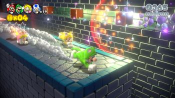 SUPER MARIO 3D WORLD - WiiU  - foto 10