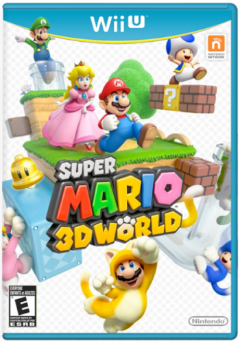 SUPER MARIO 3D WORLD - WiiU