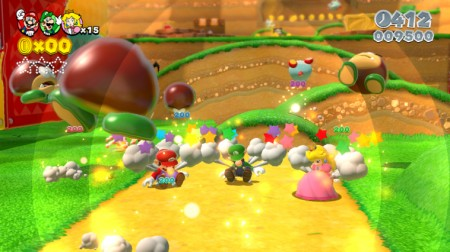 SUPER MARIO 3D WORLD - WiiU  - foto principal 9