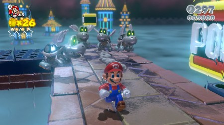 SUPER MARIO 3D WORLD - WiiU  - foto principal 5