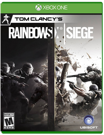 TOM CLANCYS RAINBOW SIX SIEGE - Xbox One