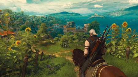 The Witcher 3: Wild Hunt – Blood and Wine - PS4  - foto principal 3