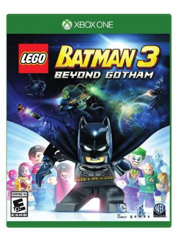 Lego Batman 3 Videogame - Xbox One