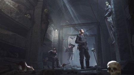 Wolfenstein: The Old Blood - PS4  - foto principal 2