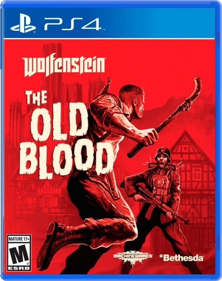 Wolfenstein: The Old Blood - PS4  - foto principal 1