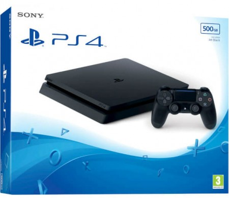 Playstation 4 Slim 500 GB  - foto principal 1